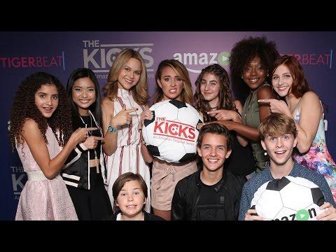 "Stars of Amazon Original Series ""The Kicks"" Celebrate With Epic Premiere Party"
