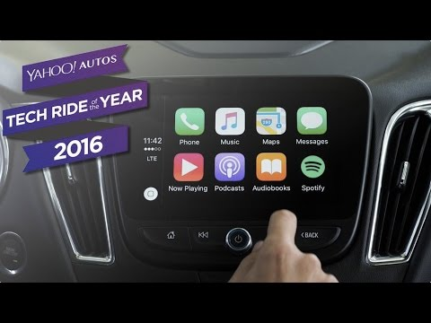2016 Yahoo Autos Tech Ride Of The Year
