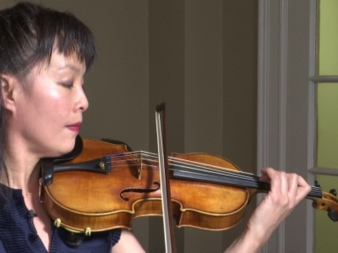 Stolen Stradivarius Returns to Stage