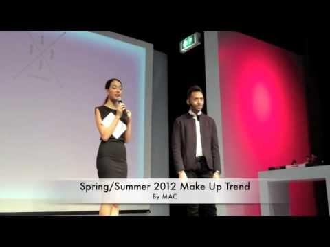 เครื่องสำอาง MAC Trend การแต่งหน้า Spring/Summer 2012