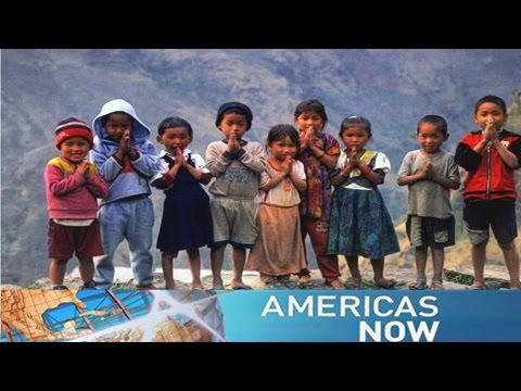 Americas Now— Earthquake orphans; Olympians; Mendoza tourism 07/25/2016