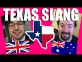 Guessing Texas Slang With Australian and British Guys (Part 1)
