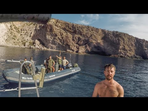 Nice Men with Machine Guns (Sailing La Vagabonde) Ep. 129
