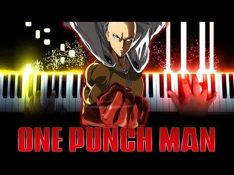 "[One Punch Man Season 2 OP] ""Seijaku No Apostle / 静寂のアポストル"" - JAM Project (Piano)"