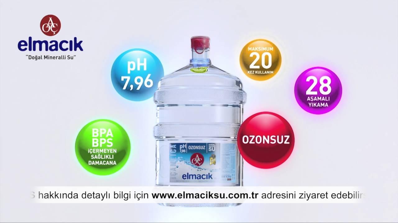 Elmacik Tv Reklami 2016 Bpa Bps Icermeyen Damacana 14 Saniye