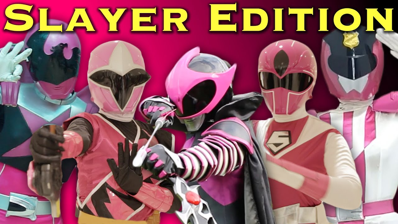 "The Powerful Pink ""Slayer Edition"" [FOREVER SERIES]"