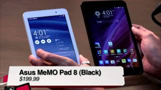 Asus MeMO Pad 7 and 8 Review