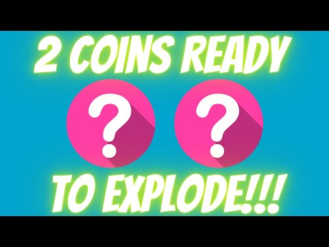 2 Crypto's Ready To Explode – Top 2021 Bull Run Coins – Price Predictions & Technical Analysis!!!!!!