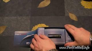 Unboxing Dolphin Touch: lettore MP3 subacqueo - esclusiva italiana !
