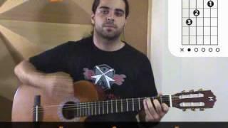 Baixar Dormi na Praça - Bruno e Marrone (aula de violão simplificada)