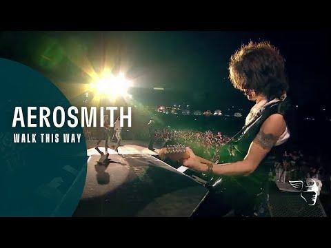 Aerosmith - Walk This Way (Rocks Donington 2014)