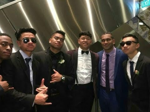 Mount Roskill Grammar Ball 2k18 #Illegal