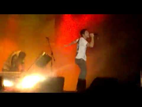 Клип Живые - Linkin Park New Divide   Russian
