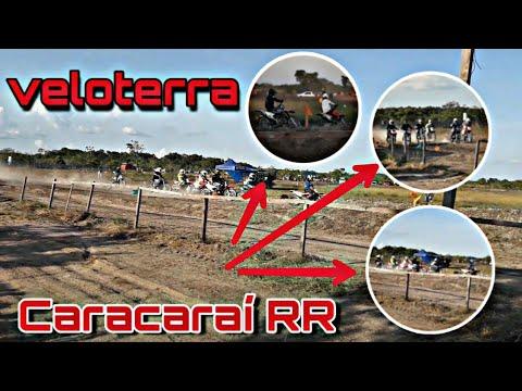 Veloterra em Caracaraí-RR