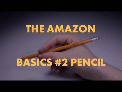 Amazon Basics #2 Pencil Review - ✎W&G✎