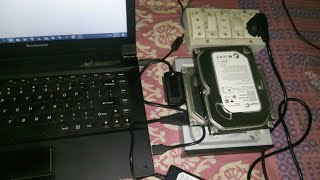 Internal Hard Disk to USB Connector External Hard Disk in tamil