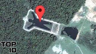 Top 10 Scary Google Maps Coordinates You Should Never Visit - Part 2
