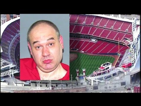 Dodgers fan with lifetime Great American Ball Park ban arrested at Tuesday's Reds game