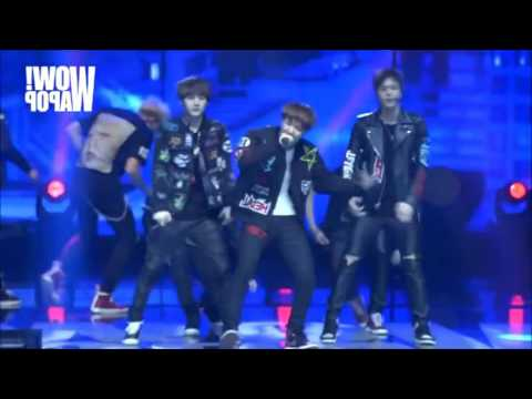 BTS JUMP Live Mirror Performance