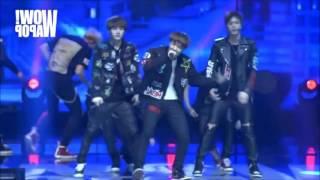 BTS JUMP Live Mirror Performance