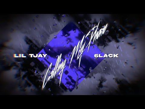 Lil Tjay & 6LACK – Calling My Phone (Lyric Video)