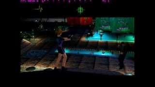 Fear effect 2 Retro Helix, partie 1/6