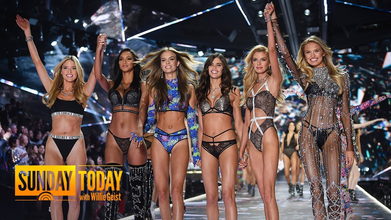 What's Behind Victoria's Secret's Sinking Sales?   Sunday TODAY