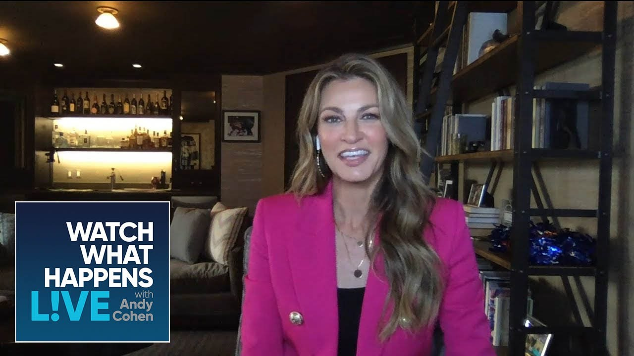 Erin Andrews on a Possible Colin Kaepernick Return