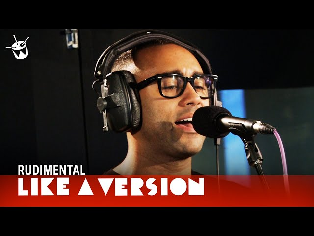 Rudimental cover The Fugees 'Ready Or Not' for Like A Version