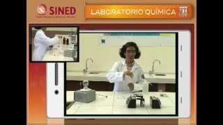 Laboratorio de Química - Practica 4 - Enlaces químicos