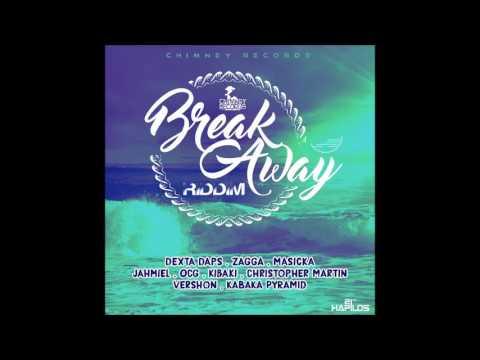 Jahmiel - Break Away (Official Audio) | Chimney | 21st Hapilos (2016)