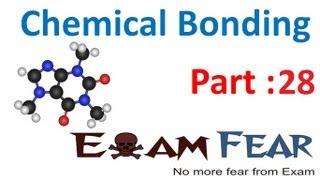 Chemistry Chemical Bonding part 28 (LCAO) CBSE class 11 XI