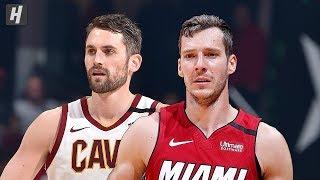 Miami Heat vs Cleveland Cavaliers - Game Highlights   February 24, 2020   2019-20 NBA Season
