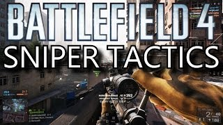 Battlefield 4 Sniping Tips: Introduction to the Recon Class (BF4 SRR-61 and M98B Sniper Gameplay)