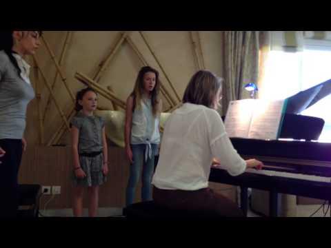 Titanic au piano et chant