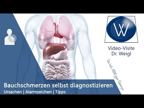 Bauchschmerzen Ursachen +