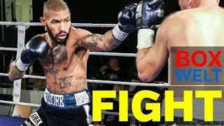 Ashley Theophane vs Paata Varduashvili - 10 rounds super welterweight - 02.12.2017 - Hangelsberg