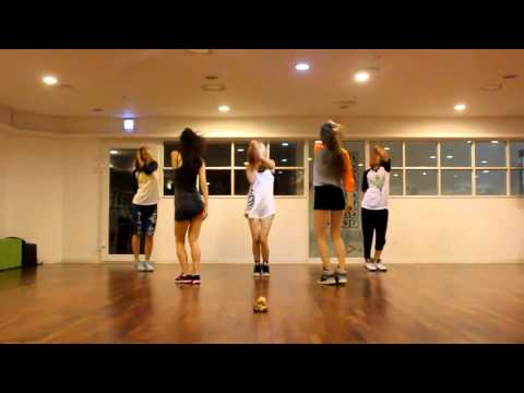EvoL  We Are A Bit Different mirrored Dance Practice