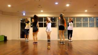 EvoL - We Are A Bit Different mirrored Dance Practice