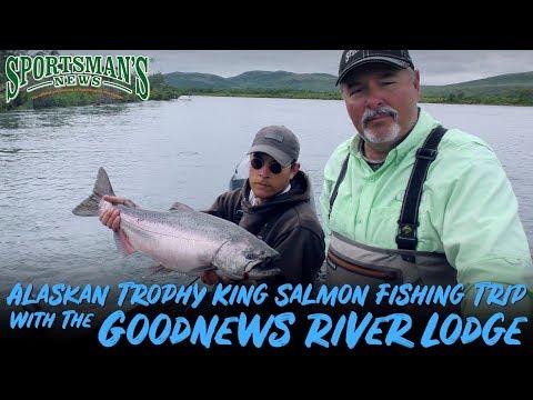 Goodnews River Lodge   SNTV