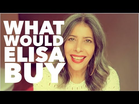What Would Elisa Buy COSMETICS | Rocking Fashion & Life in my 50s