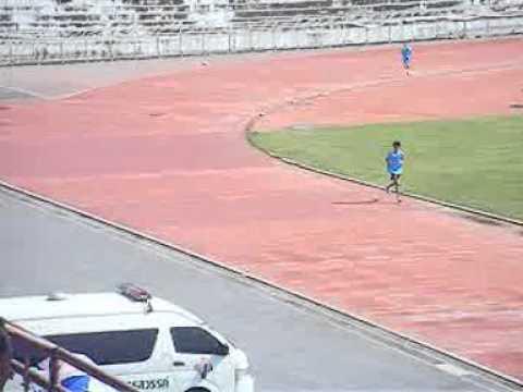 ทดสอบร่างกาย สอบวิ่ง ตำรวจ ภาค 6