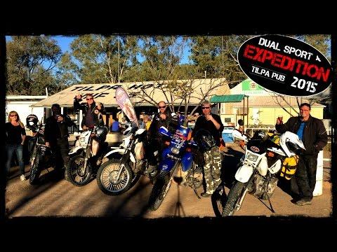 Dual Sport Expedition Tilpa Pub 2015