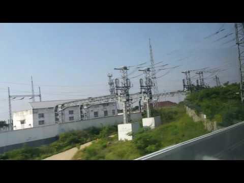京滬高鐵 - 南京南站 → 上海虹橋站