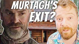 MURTAGH'S DEATH in Outlander