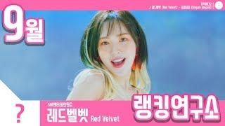 [랭킹연구소] 2019년 9월 걸그룹 순위 (여자아이돌 브랜드) | K-POP IDOL Girl Group …