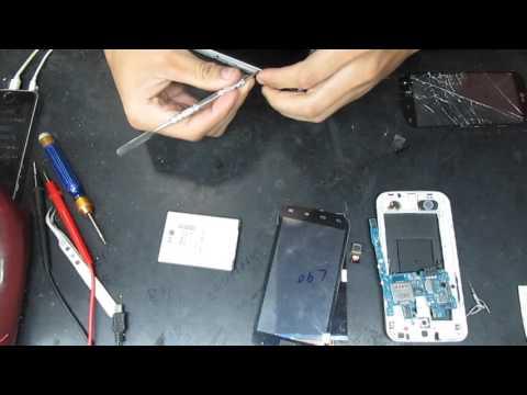Trocando Touch e Lcd Lg L90 D410