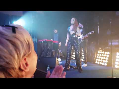 Lena Katina - Never Forget You - Live @ Мумий Тролль Bar - 3/3/2018 Moscow