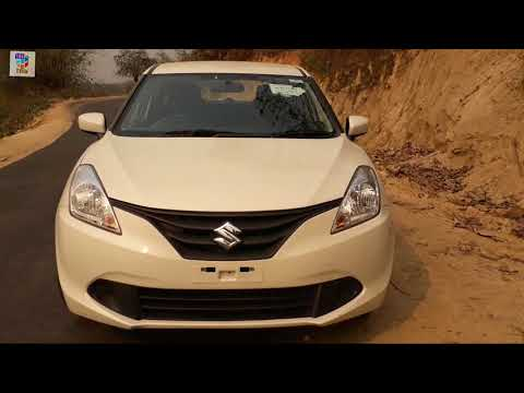 New Baleno Sigma 1.2 Petrol Review 2018