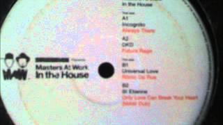 Universal Love - Ritmo Da Rua (Original Mix) (2003)